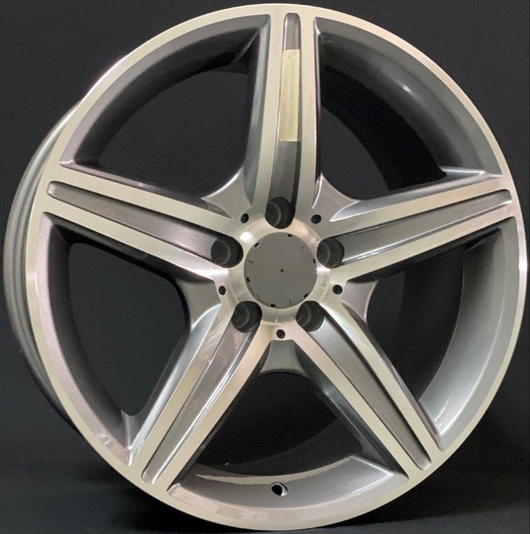 ALLOY WHEELS K-II 030