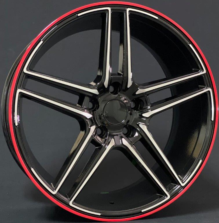 ALLOY WHEELS K-II 0813