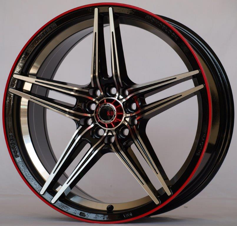 ALLOY WHEELS K-II 0820