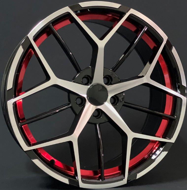 ALLOY WHEELS K-II 0832