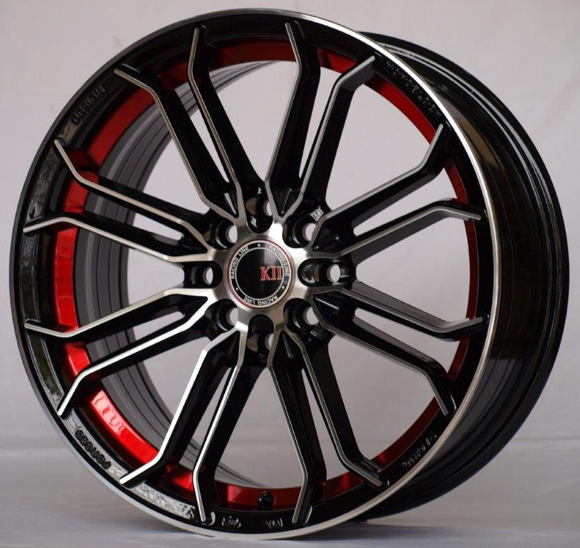 ALLOY WHEELS K-II 0833