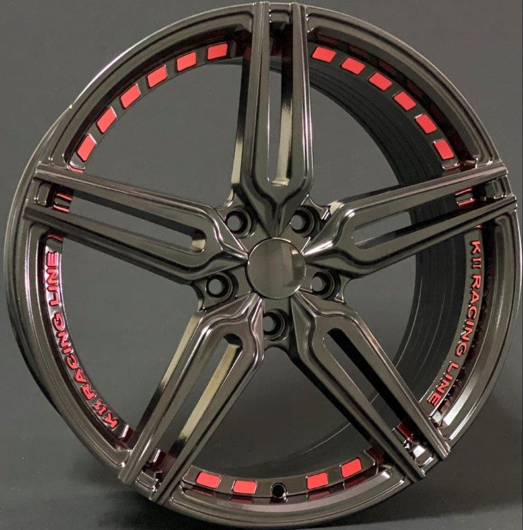 ALLOY WHEELS K-II 0838