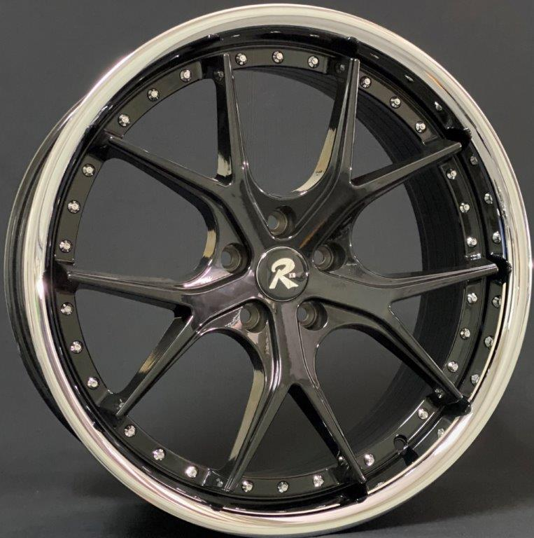 ALLOY WHEELS K-II 0858