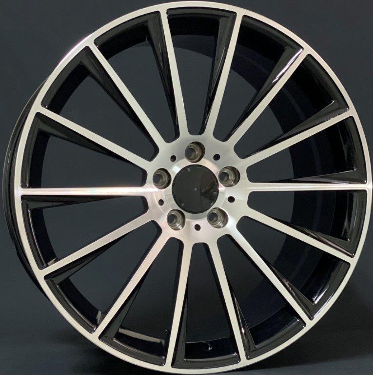 ALLOY WHEELS K-II 1014