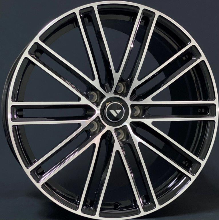 ALLOY WHEELS K-II 1030
