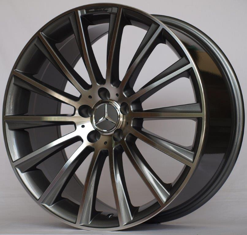 ALLOY WHEELS K-II 1048