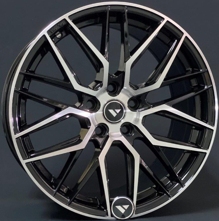 ALLOY WHEELS K-II 1202