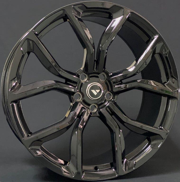 ALLOY WHEELS K-II 1209