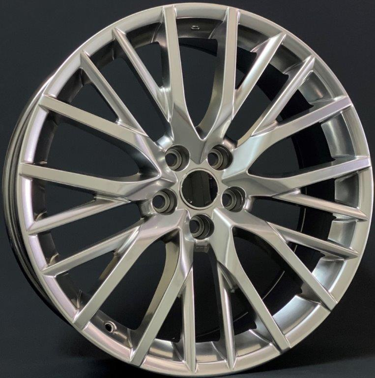ALLOY WHEELS K-II 1260