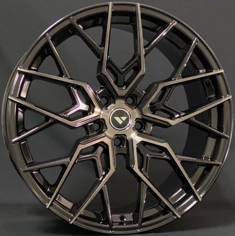 ALLOY WHEELS K-II 1296