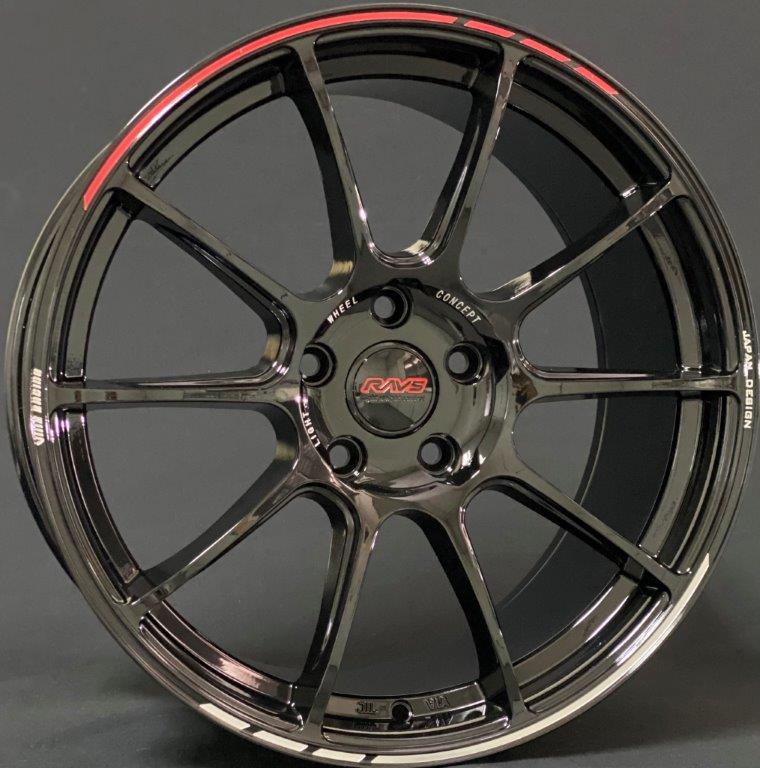 ALLOY WHEELS K-II 1300