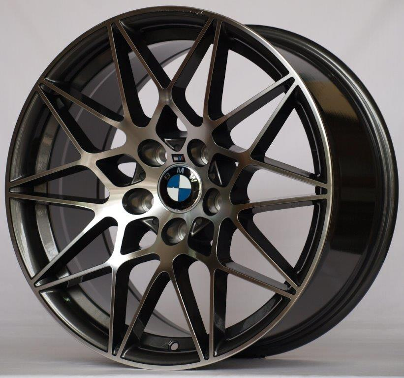 ALLOY WHEELS K-II 18263