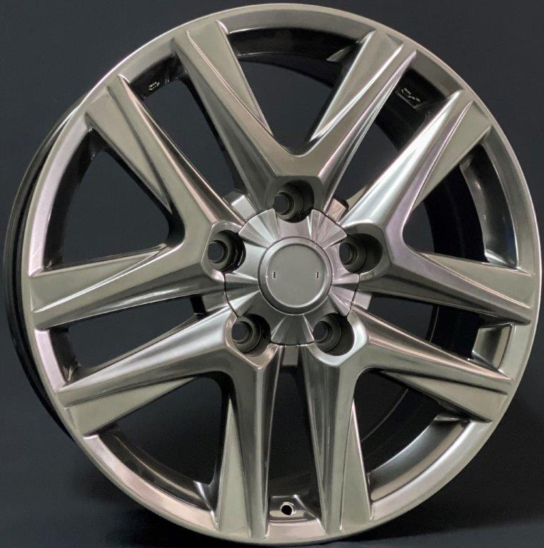 ALLOY WHEELS K-II 2013