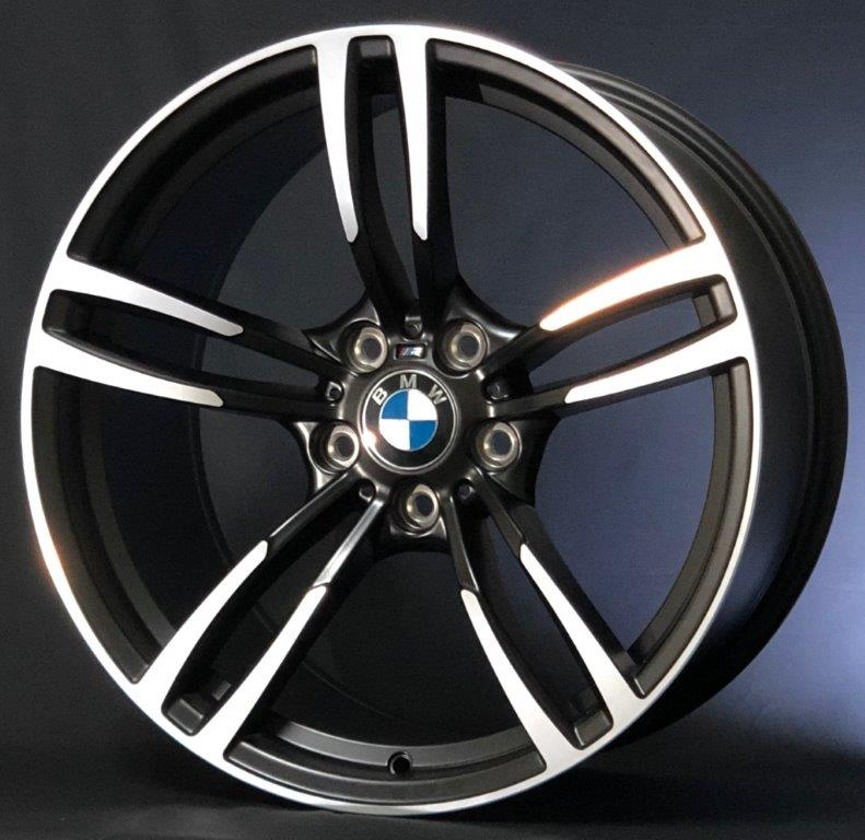 ALLOY WHEELS K-II 344