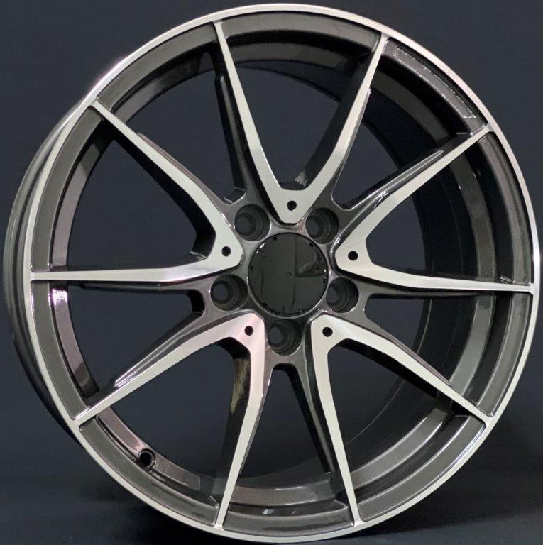 ALLOY WHEELS K-II 4050