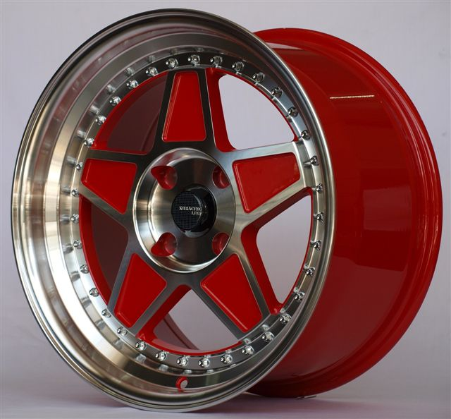 ALLOY WHEELS K-II 5005