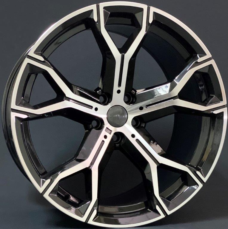 ALLOY WHEELS K-II 5034