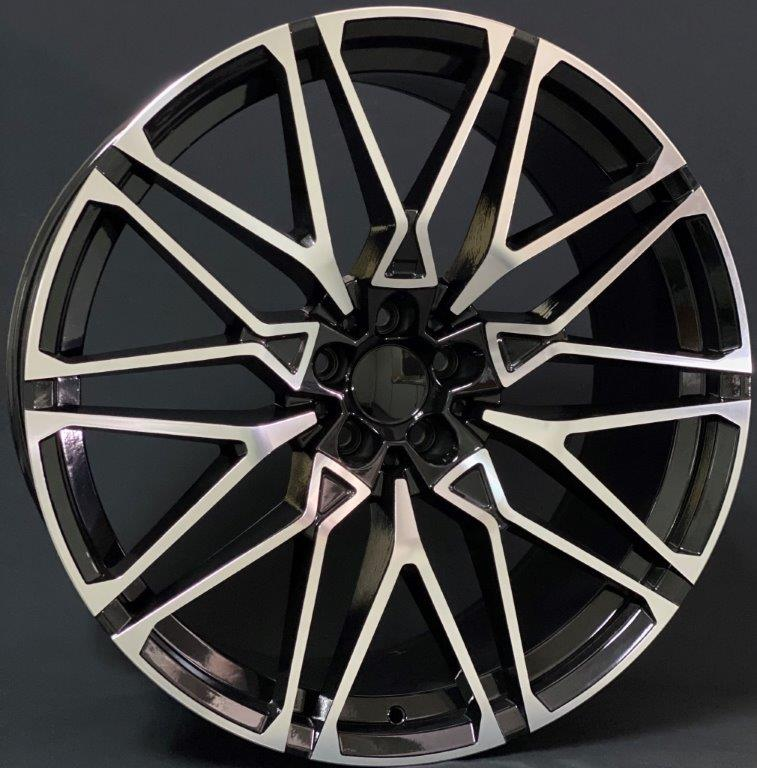 ALLOY WHEELS K-II 5063