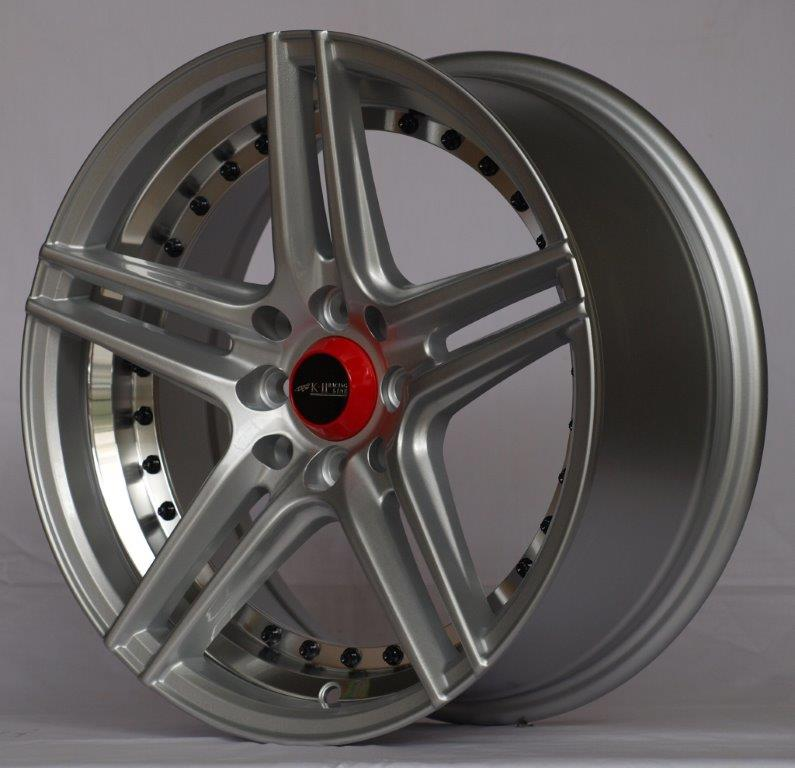 ALLOY WHEELS K-II 5128