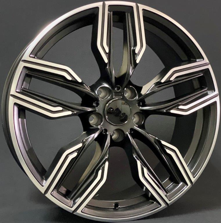 ALLOY WHEELS K-II 5181
