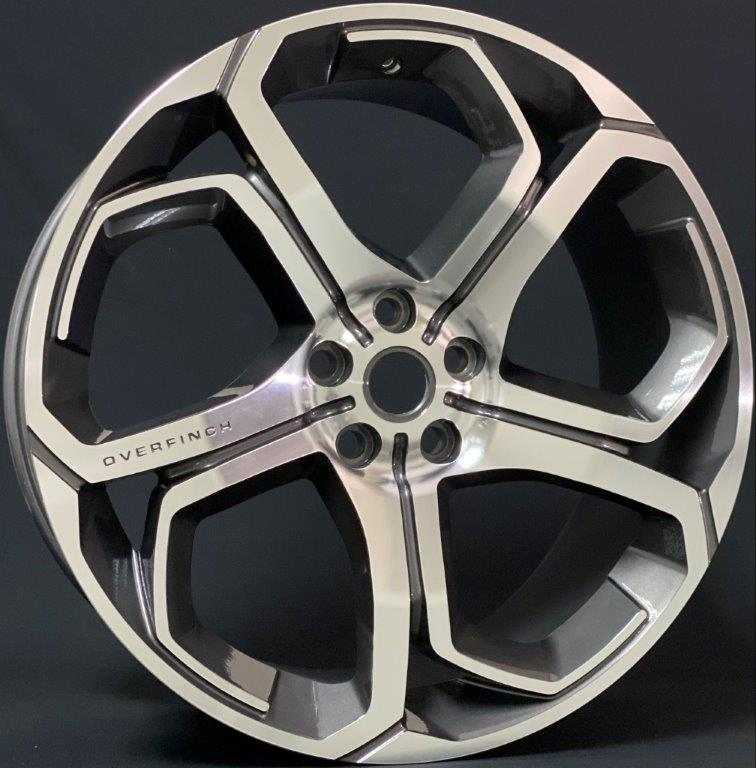ALLOY WHEELS K-II 52683