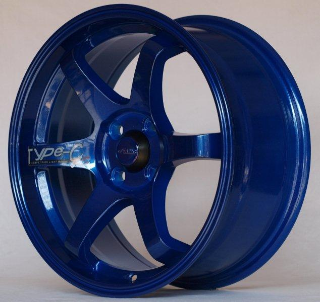 ALLOY WHEELS K-II 530
