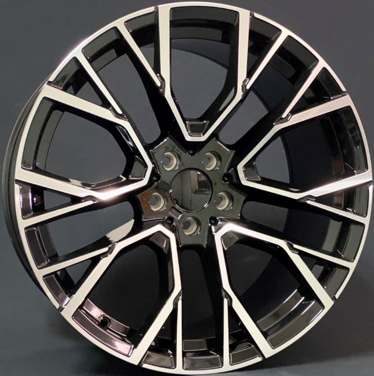 ALLOY WHEELS K-II 5482