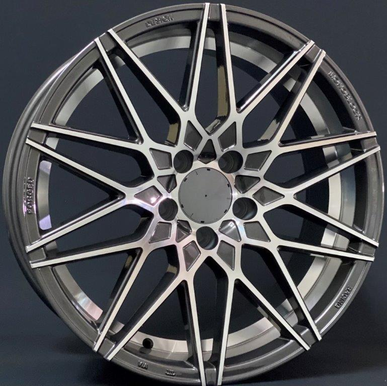 ALLOY WHEELS K-II 549