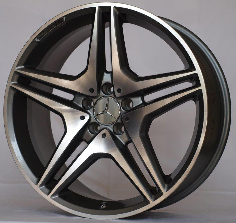 ALLOY WHEELS K-II 555