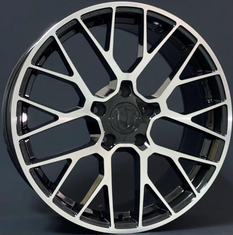 ALLOY WHEELS K-II 600