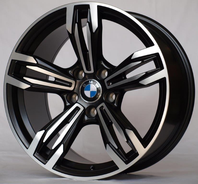 ALLOY WHEELS K-II 707