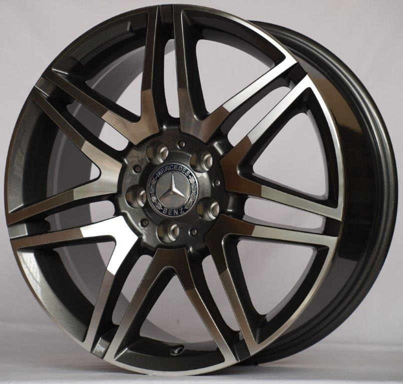 ALLOY WHEELS K-II 72023