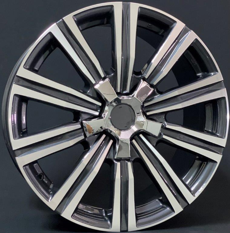 ALLOY WHEELS K-II 726B