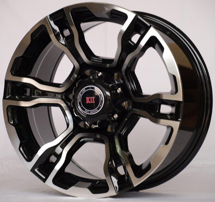 ALLOY WHEELS K-II 758