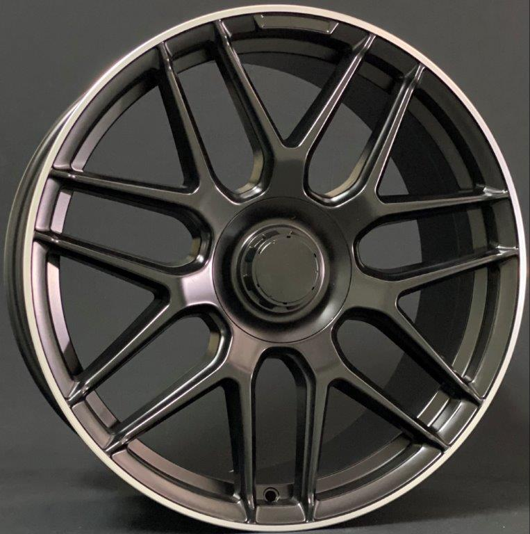 ALLOY WHEELS K-II 762B