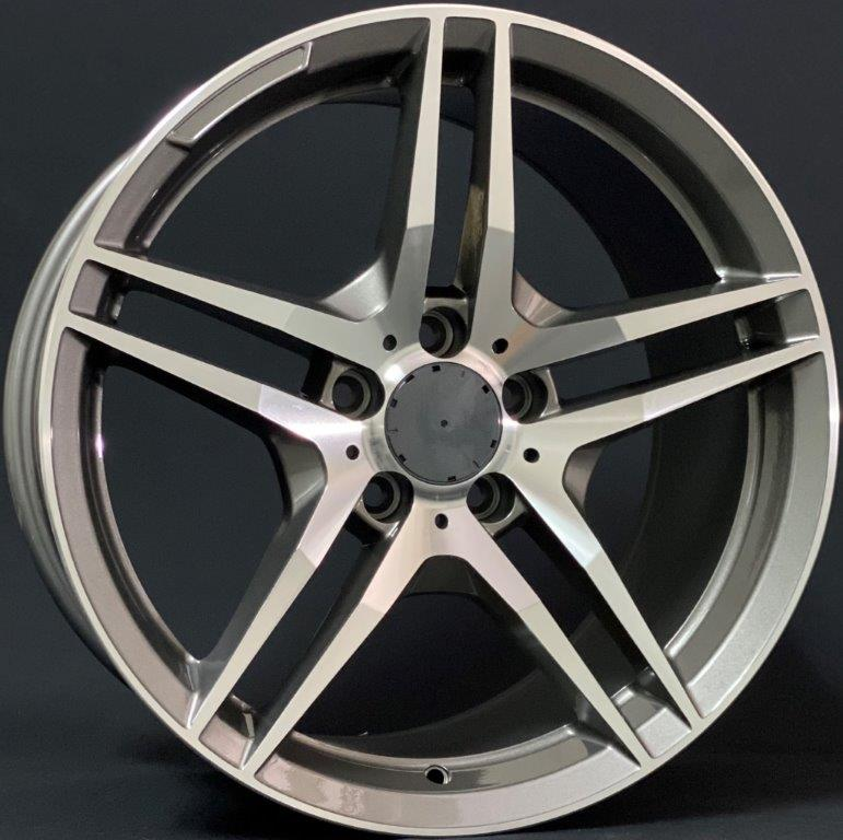 ALLOY WHEELS K-II 817