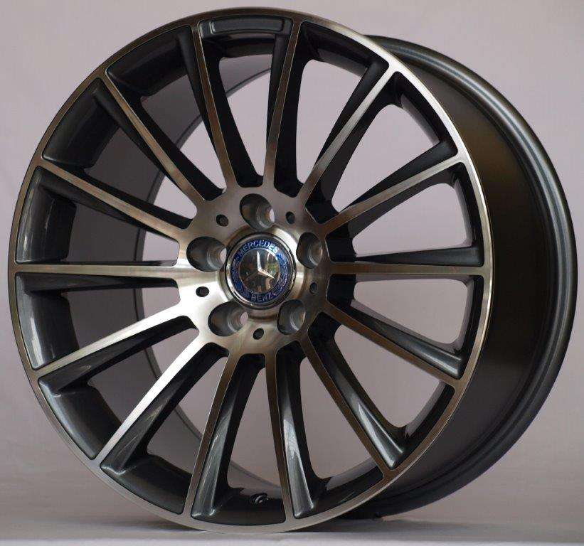 ALLOY WHEELS K-II 836