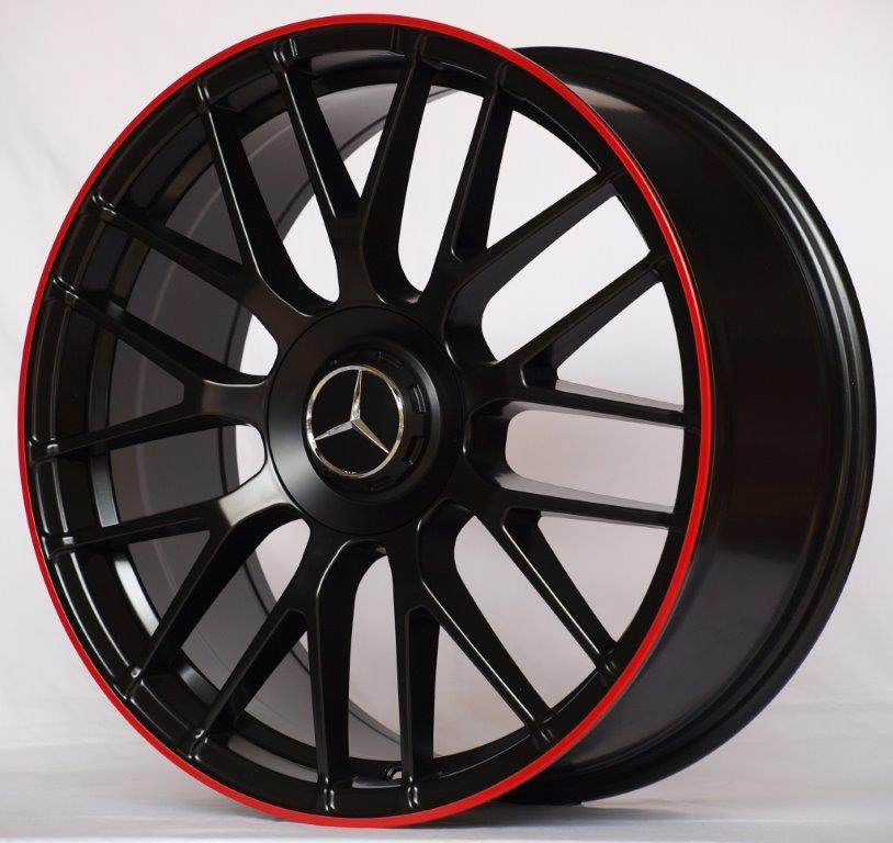 ALLOY WHEELS K-II 912