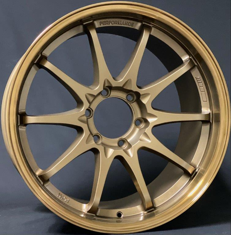 ALLOY WHEELS K-II 918S1