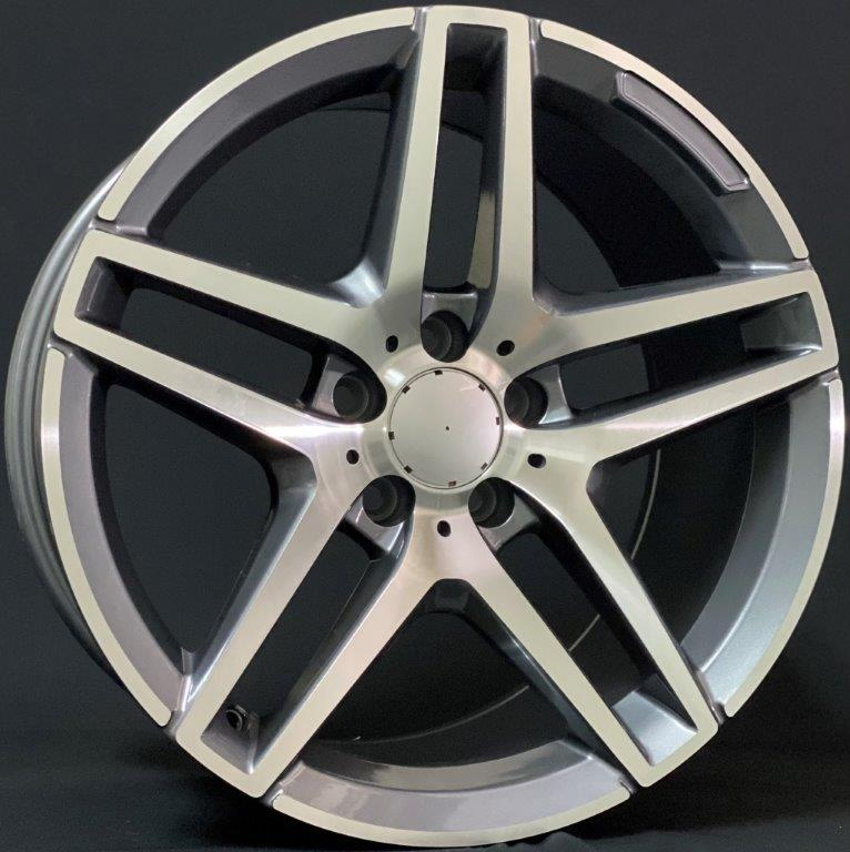 ALLOY WHEELS K-II 967