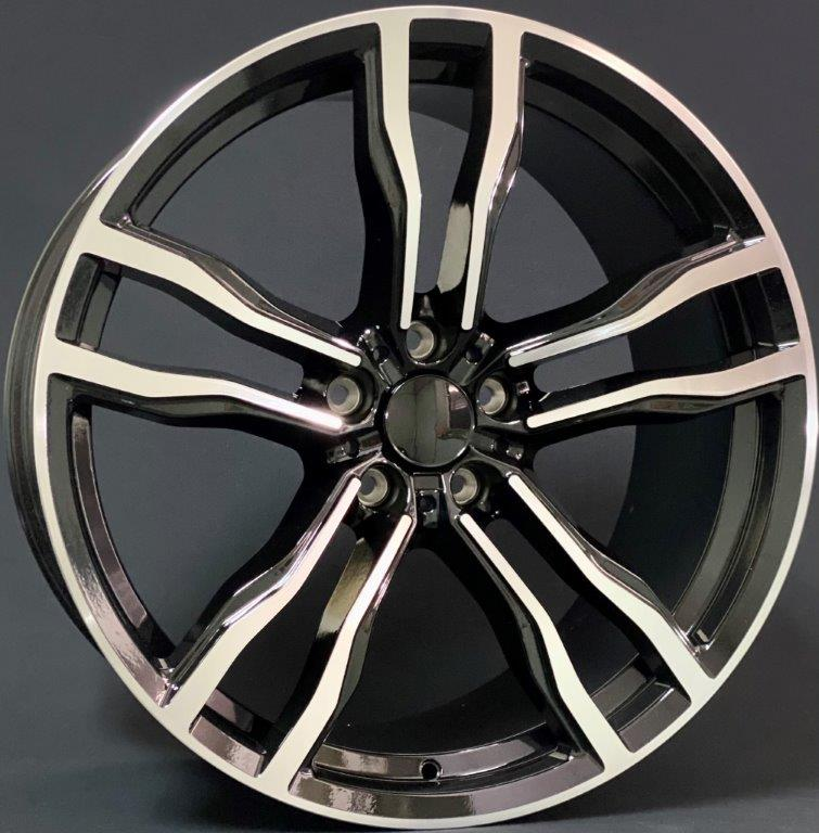 ALLOY WHEELS K-II LJ588