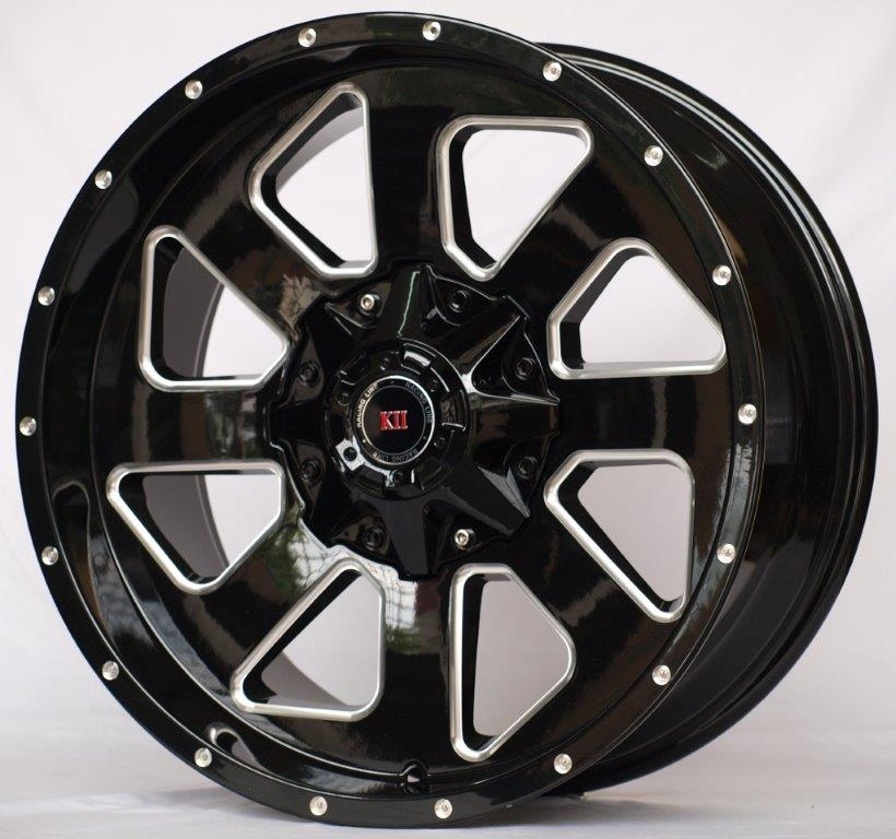 ALLOY WHEELS K-II A853A