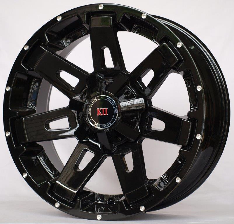 ALLOY WHEELS K-II A918