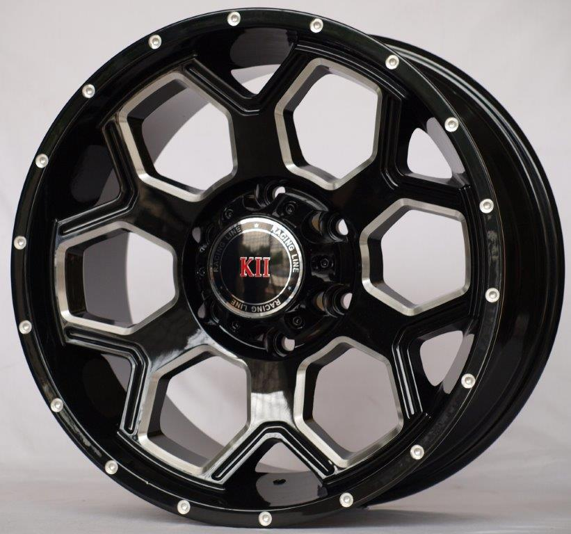 ALLOY WHEELS K-II A930