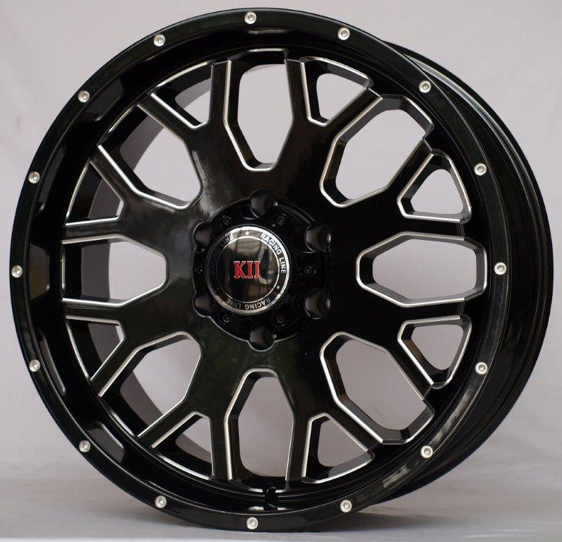 ALLOY WHEELS K-II A932