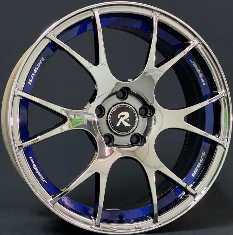ALLOY WHEELS K-II 362