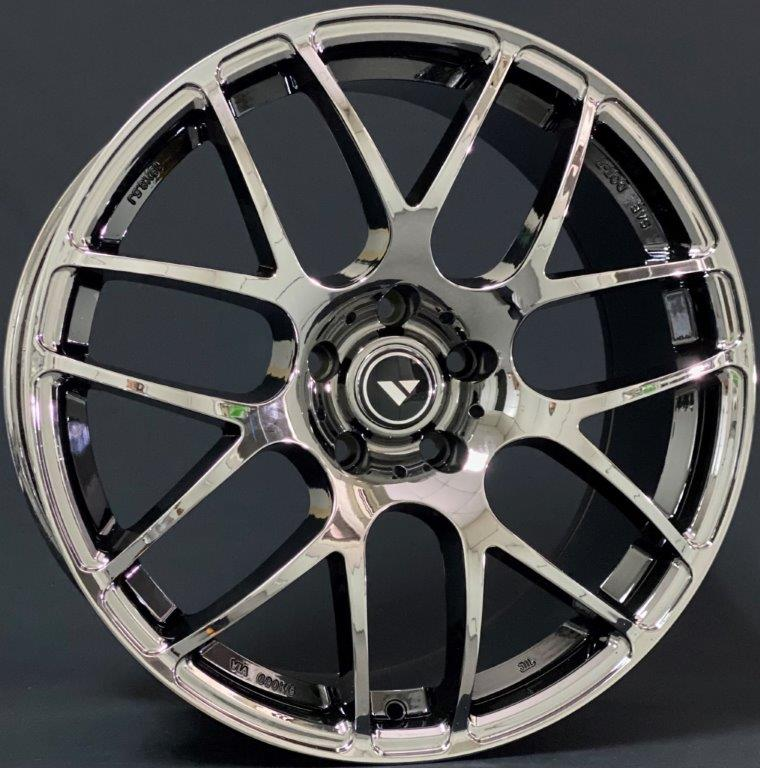 ALLOY WHEELS K-II xh131 bmc