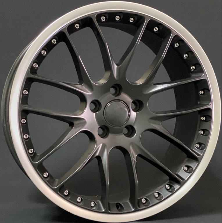 ALLOY WHEELS K-II 323 MBKL