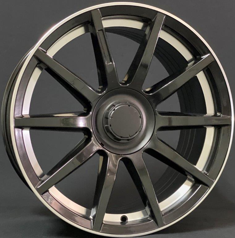 ALLOY WHEELS K-II 119