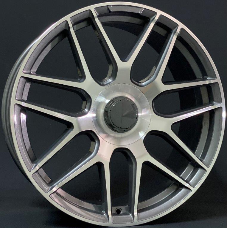 ALLOY WHEELS K-II E385
